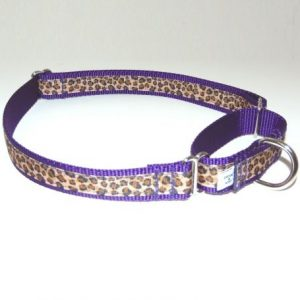 Royal Leopard Martingale