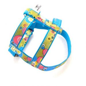 Crazie Daizie Periwinkle Dog Harness