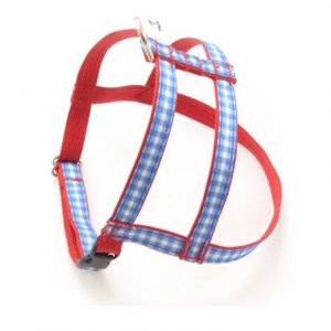 All American Red, White & Blue Dog Harness