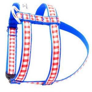 All American Blue Dog Harness