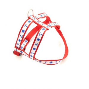 Marina Nautical Dog Harness