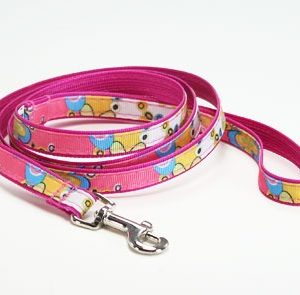 Caribbean Coral Pink Leash