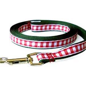 Country Christmas Dog Leashes