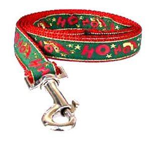 Santa's Cheer Christmas Dog Leashes