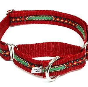 Rasta Mon Martingale Dog Collar