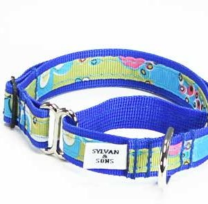 Caribbean Blue Splash Martingale