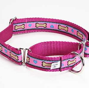 Puppy Love Martingale Collar