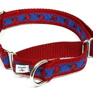Cutie Bug Martingale Dog Collars