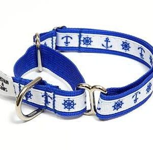 First Mate Martingale Dog Collars