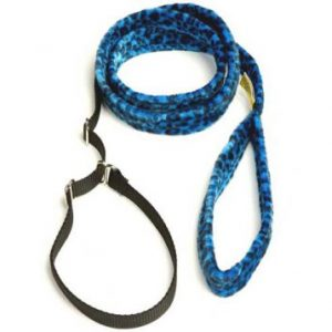 Flat Fur Humane Slip Leashes