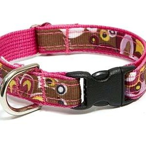 Crazy Dazie Carnation Safety Cat Collars