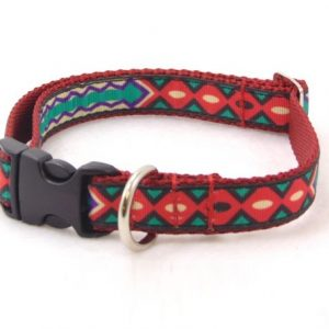Rasta Mon Dog Collar