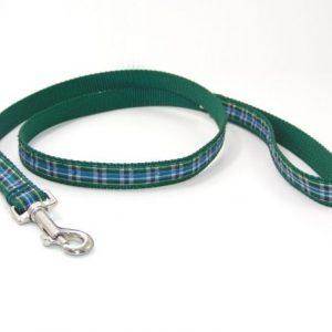 Isle of Skye Plaid Dog Leash