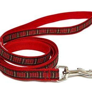 Tartan Clan Plaid Dog Leashes