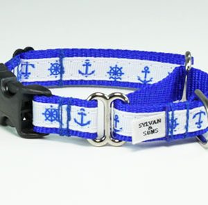 First Mate Buckle Martingale Dog Collar