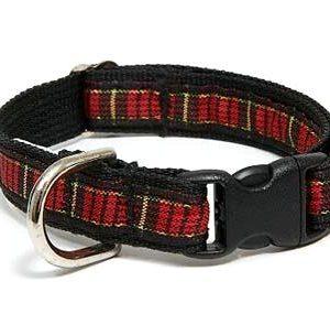 Scottish Highland Plaid Dog Collar