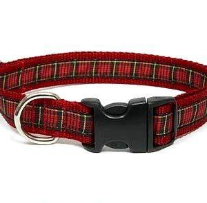 Tartan Clan Plaid Dog Collar