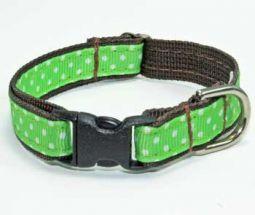 Key Lime Chocolate Cat Collar